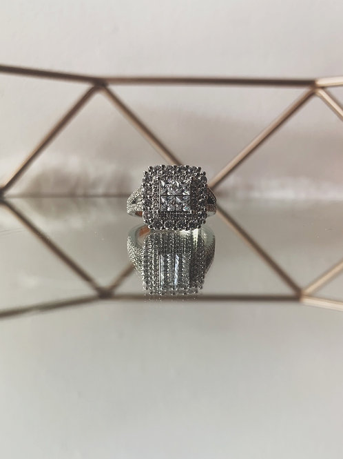 RHODES Diamond Ring