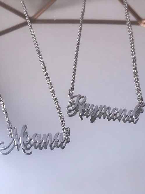 OIA Personalised Necklace