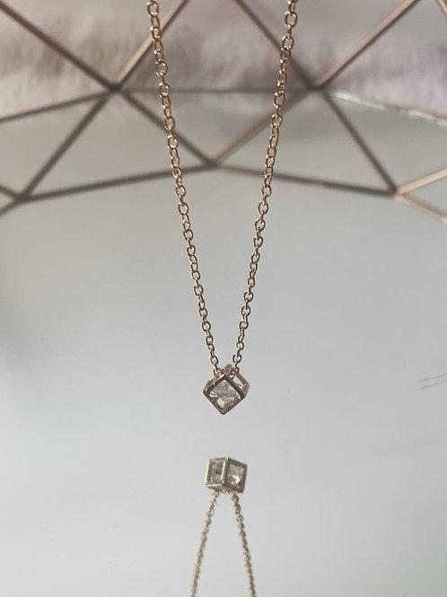 HAVANA Trapped Diamond Necklace