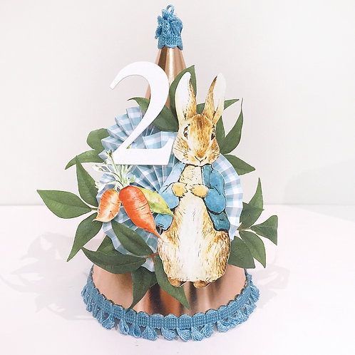 Premium Peter Rabbit Party Hat