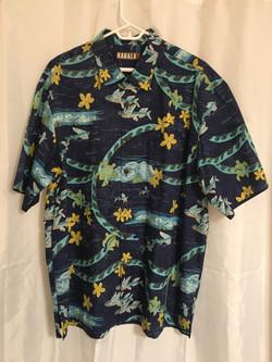 KAHALA Flying Fish shirt