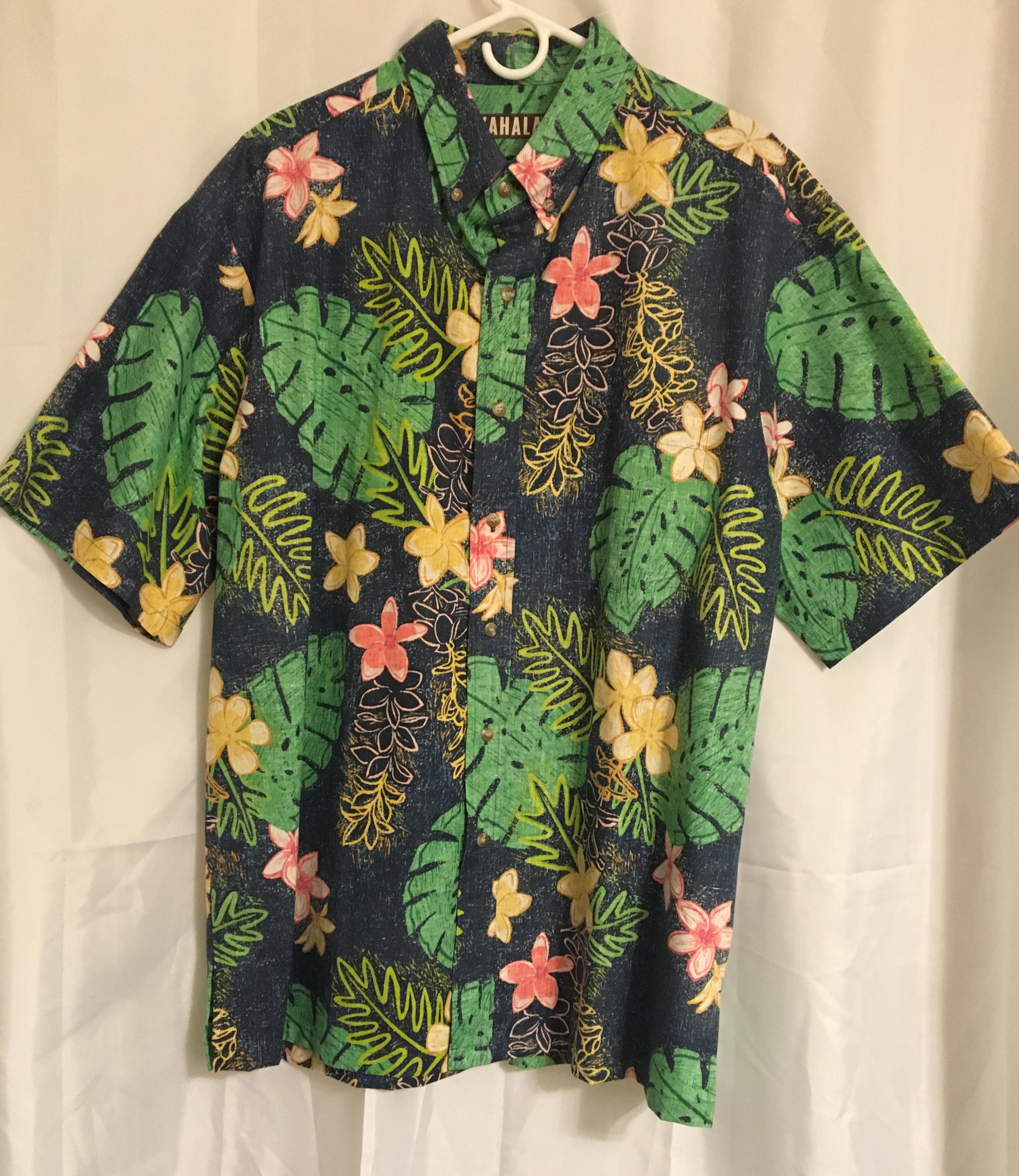 KAHALA Holualoa shirt