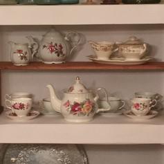 Assorted Tea Set   $20