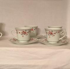 Matching Tea Set   $8