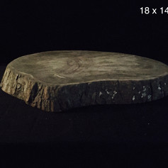 Large Wood Slice | $10