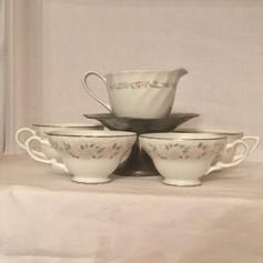 Pastel Tea Set   $10