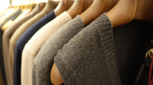 ALBERO Cashmere Knit Order Start