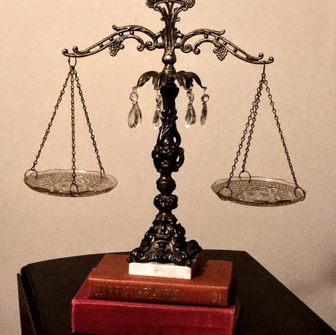 Decorative Lever Scale | $20