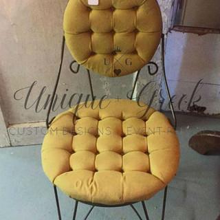 Vintage Vanity Chair | $15