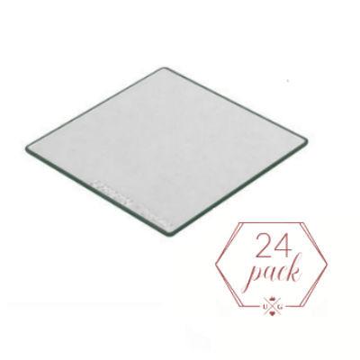 Square Mirror Plate | $24