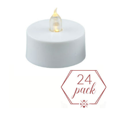 LED Tea Lights | $12