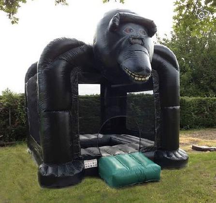 Gorille à piscine à balles