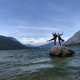 Lake Wenatchee 4 Mile Crossing, WA