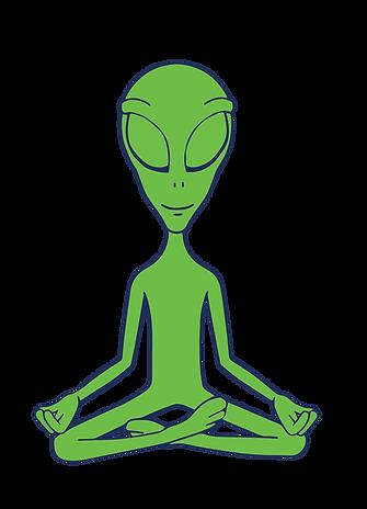 Meditation Alien Closed Eyes_DIGITAL_sma