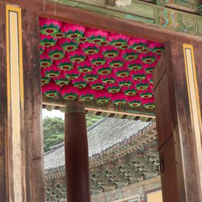 Les symboles et les objets des temples bouddhiques