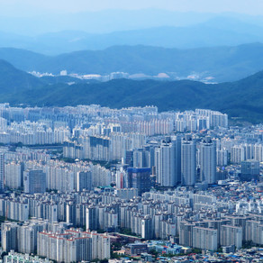 Villes bétonnées et verticales à l'infini