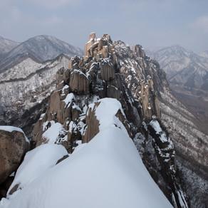 Seoraksan, parc mythique à juste titre