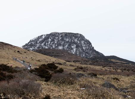 Ile de Jeju, à l'assaut d'Hallasan