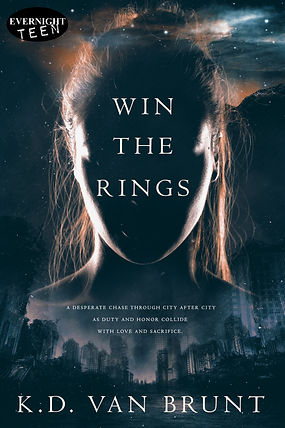 Win the Rings book cover image