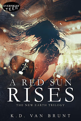A RED SUN RISES book cover image