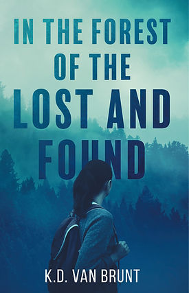 In the Forest of the Lost and Found book cover image