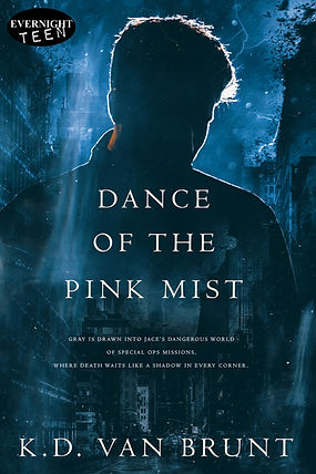 Dance of the Pink Mist book cover image