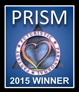2015 Prism Award badge