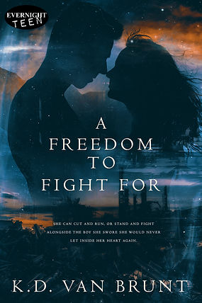 A Freedom to Fight For book cover image