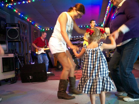 Dance with Your Kids at Magnolia Cafe