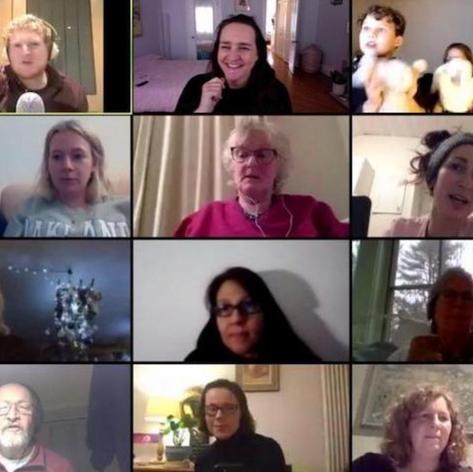 Day 1: Virtual choirs