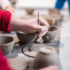 Day 2: Creative practice with clay - A mutual route to recovery?