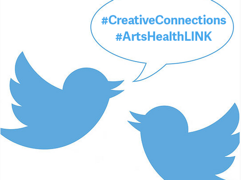 #CreativeConnections