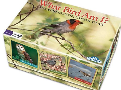 What Bird Am I?-The Bird Identification Game