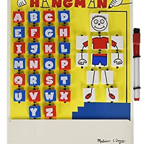 Flip to Win Hangman Game - White Board, Dry-Erase Marker