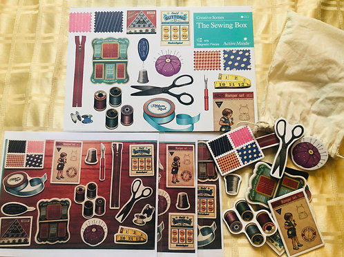 The Sewing Box-Creative Scene