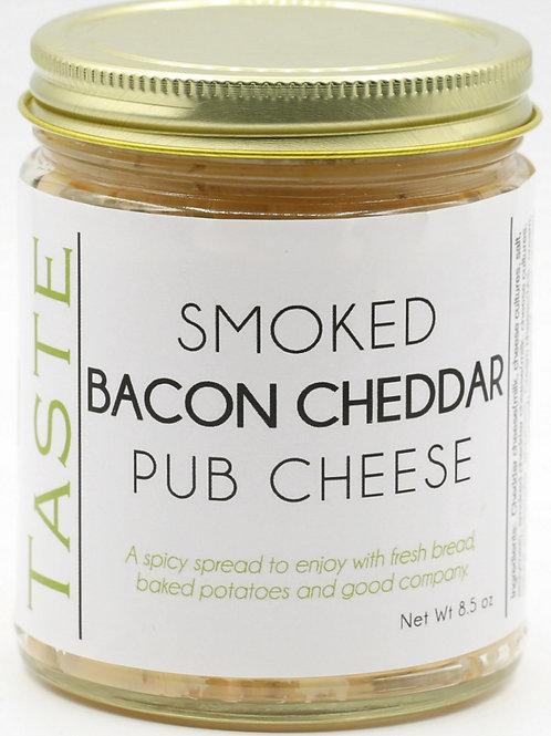 Smoked Bacon Cheddar Spread