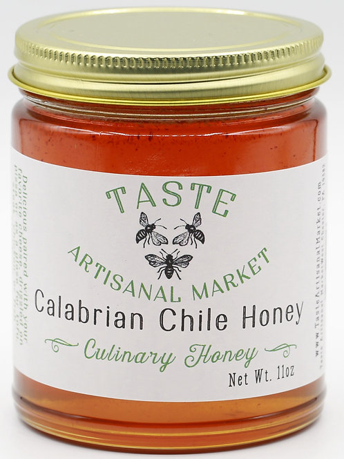 Calabrian Chile Honey
