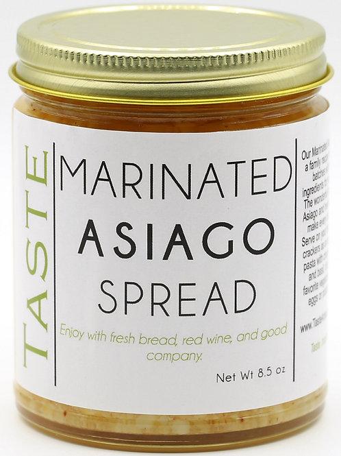 Marinated Asiago Spread