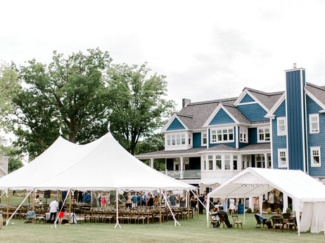 COVID Wedding Plans Up In The Air? Tips For Planning a Backyard Wedding