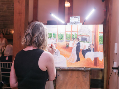 Live Wedding Painting : Frequently Asked Questions