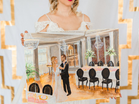 A Guide: Choosing a Live Artist for Your Wedding