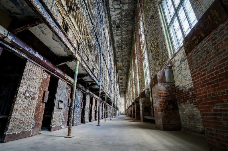 Abandoned Cell Blocks of Ohio State Reformatory