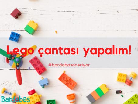 Lego Çantası Yapalım!