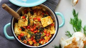 טופו-ים: תבשיל דג טבעוני