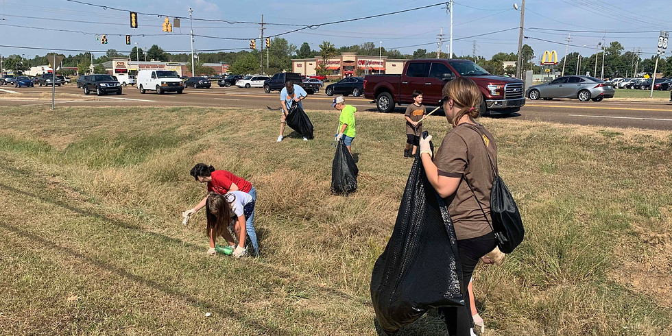 West End Clean Up