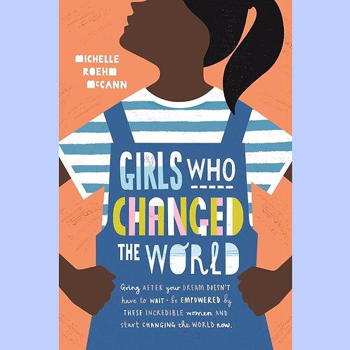 Girls Who Changed The World - Grumpy Kid