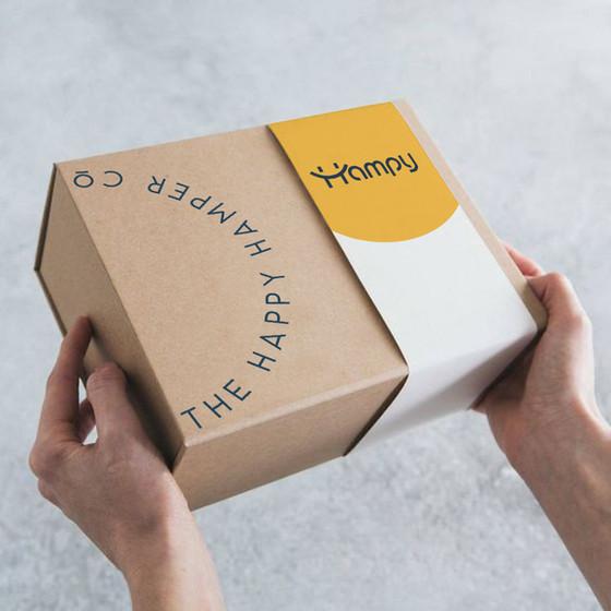 Hampy packaging
