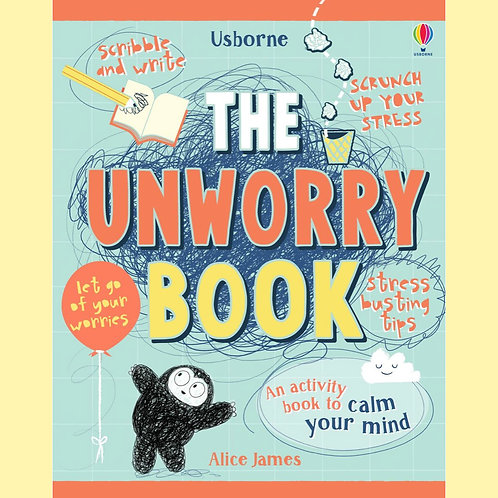 The Unworry Book - Grumpy Kid