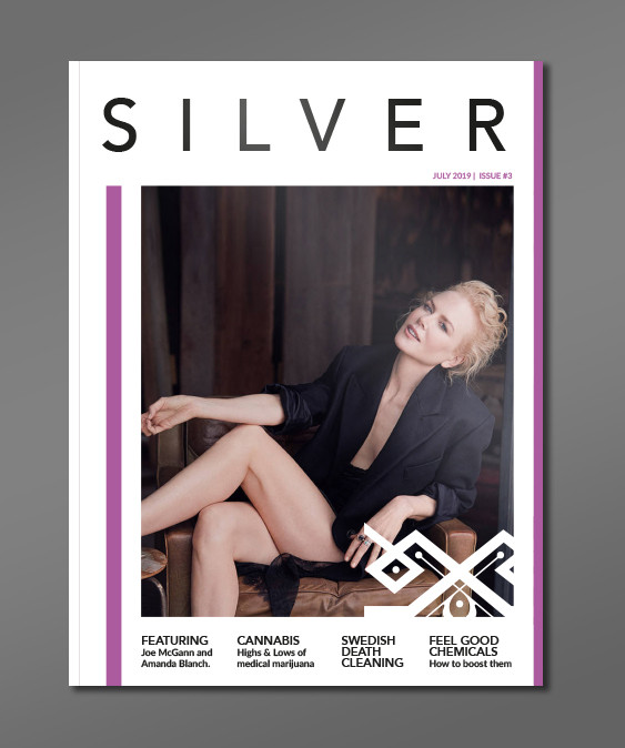 Silver Mag cover