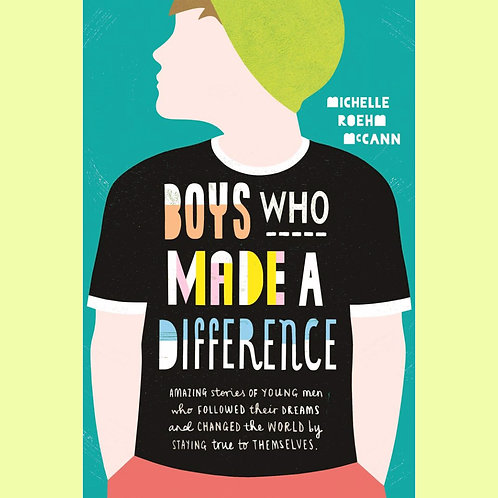 Boys Who Made a Difference - Grumpy Kid